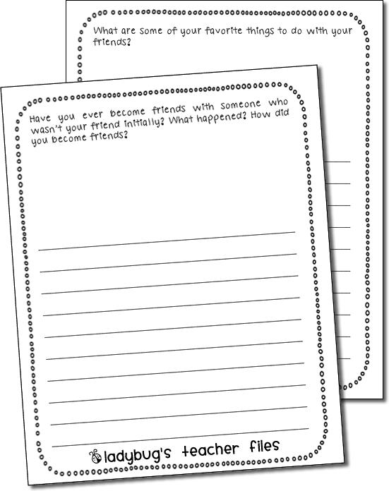 Write essay about friendship