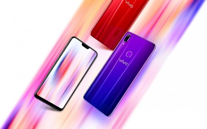 Vivo has officially launched its new model Vivo Z1 Lite priced at Rs 11,500 - FoxSplit