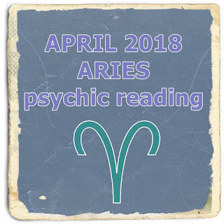 APRIL 2018 ARIES psychic reading prediction