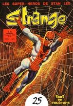 Strange n° 25