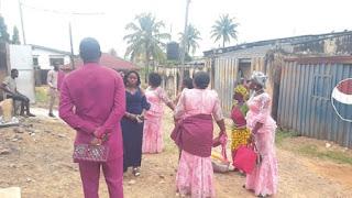 Wedding Canceled in ibadan