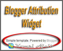 Diberdayakan Oleh Blogger