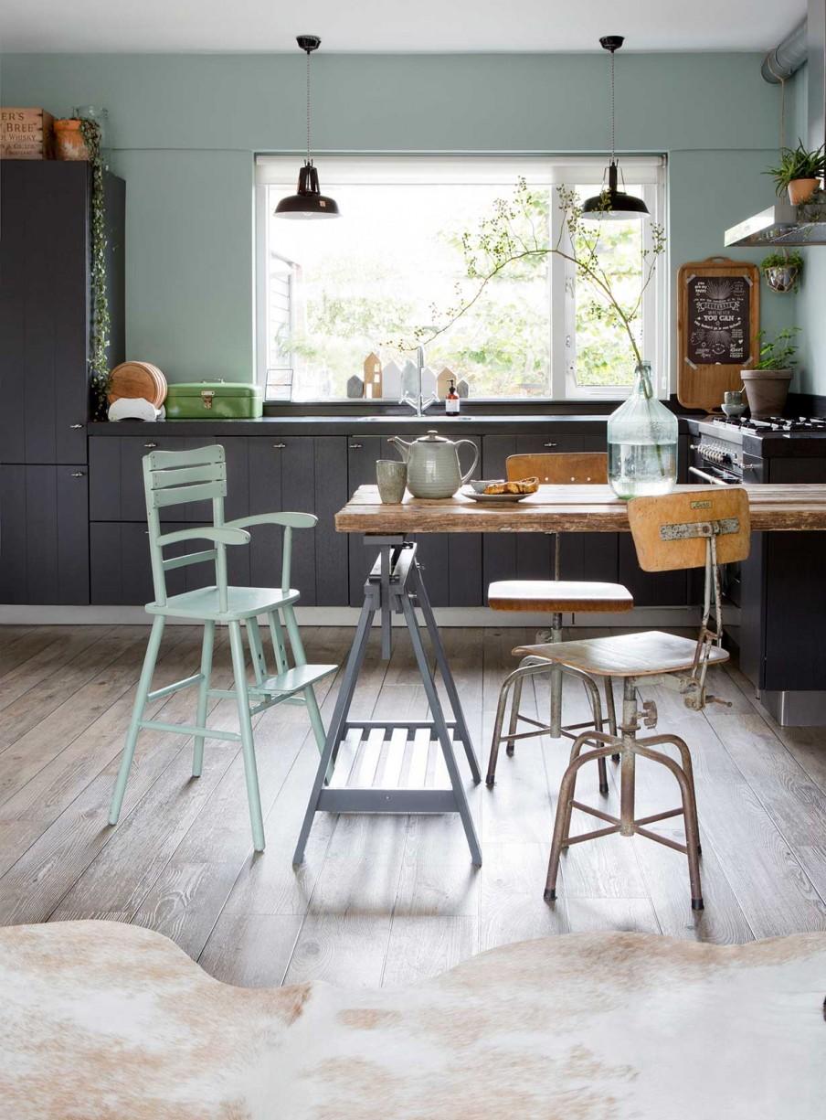 Moois en liefs mooie keukens for Keuken kleuren 2016