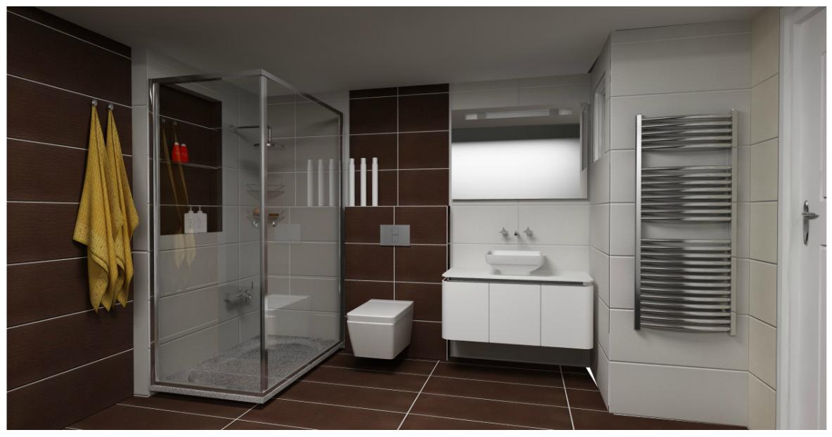 Badezimmer Wandschrank
