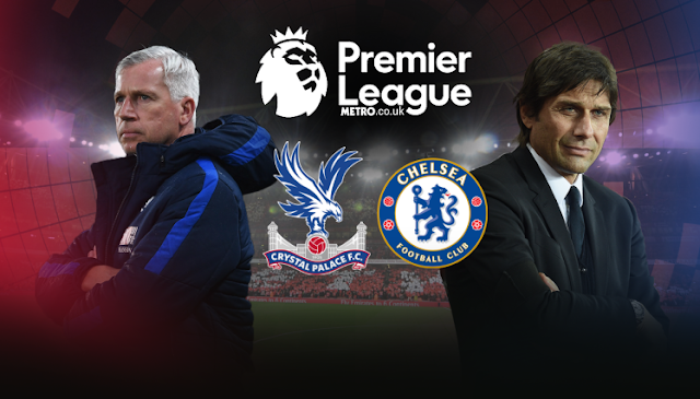 new gersy/ Crystal Palace vs Chelsea: Premier League