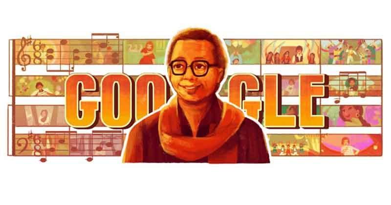 आरडी बर्मन जन्मदिन पर गूगल ने उनका डूडल बनाया