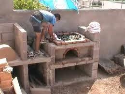 Como hacer un horno casero a le a facilmente how to do - Horno casero de lena ...
