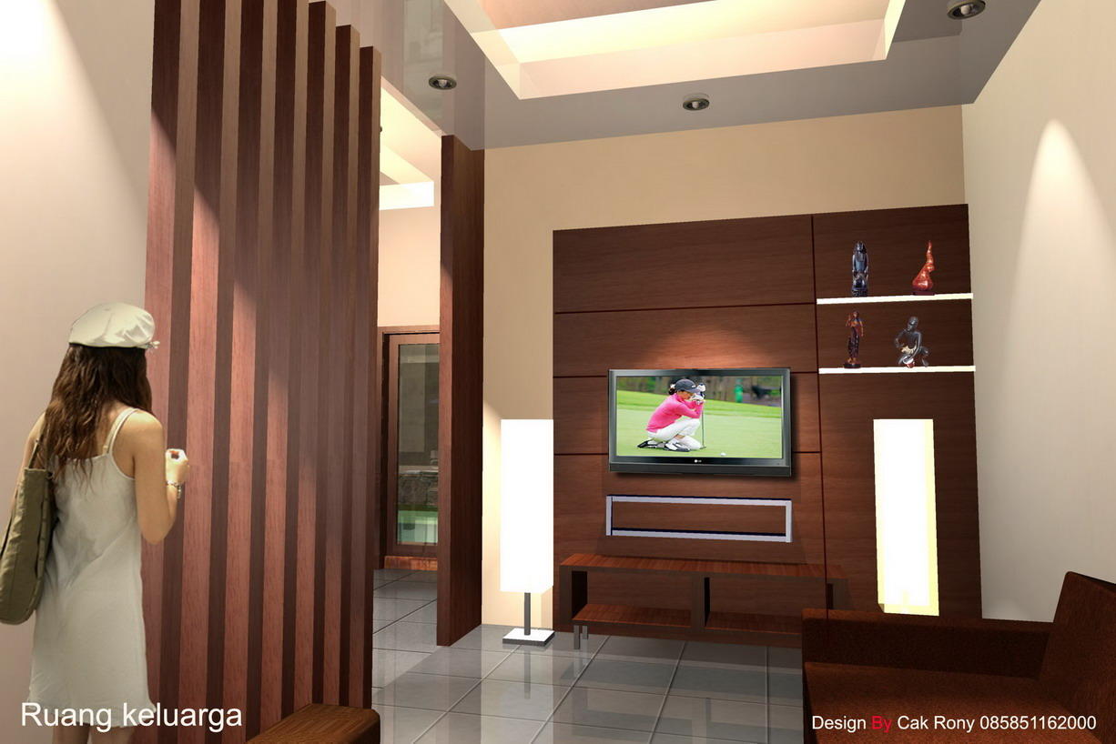 Desain  Interior  Rumah Desain Interior Minimalis  Modern