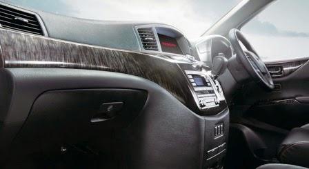 Mobil Baru Nissan Elgrand