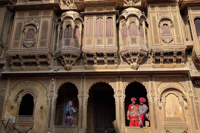Rajasthani traditional wear