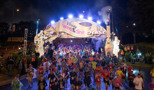 Corridas da Disney em Orlando em 2017