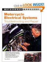 Yamaha YBR 125 electrical system
