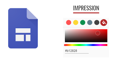 NEW Feature: Custom Colors in Google Sites