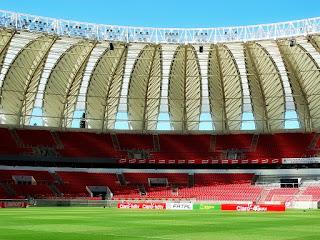 Membranas da Cobertura do Estádio Beira-Rio