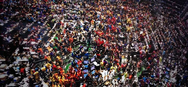 Foto Andreas Gursky Chicago Board of Trade III adalah foto termahal di dunia