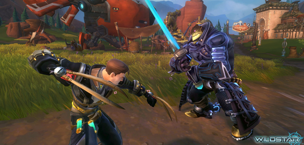 WildStar Open Beta Trailer
