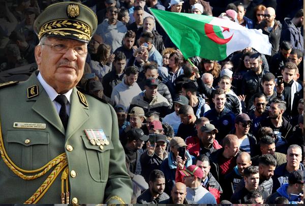 قايد صالح من وهران يكشف عن جاهزية الجيش