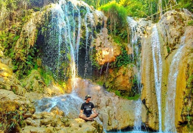 Lokasi, Rute, dan Harga Tiket Masuk Air Terjun Kembang Soka Kulon Progo