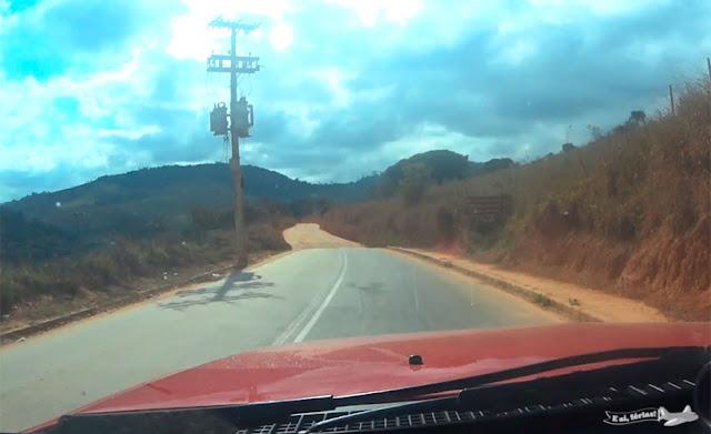 Estrada Real, Caminho dos Diamantes, Ipoema, Minas Gerais, Brasil
