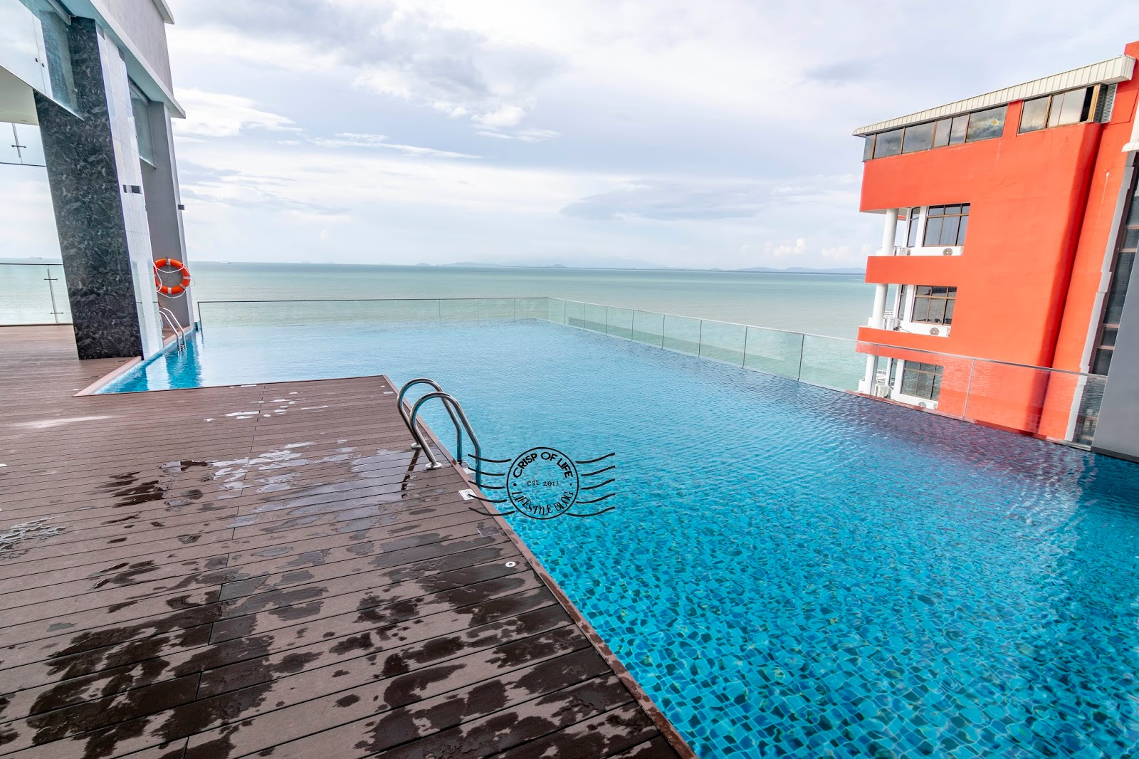 Your Sanctuary By The Beach - Hompton Hotel Penang