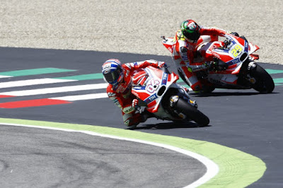 Tahun Ini Ducati Jauh Lebih Lemah Dibanding Musim 2015