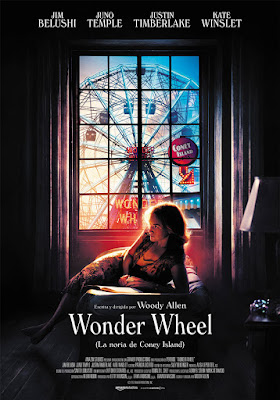 WONDER WHEEL - pelcula- poster