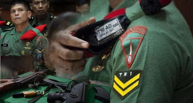 Mengingat Peristiwa Cebongan, Korsa Anggota Kopassus HABISI Preman