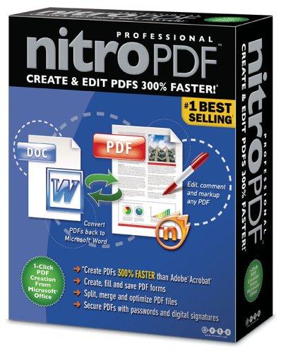 NITRO PDF PROFESSIONAL 5.5.0.16 TÉLÉCHARGER