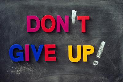 Motivasi Jangan Berputus Asa