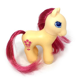 My Little Pony Baby Petal Magic Motion Families II G2 Pony
