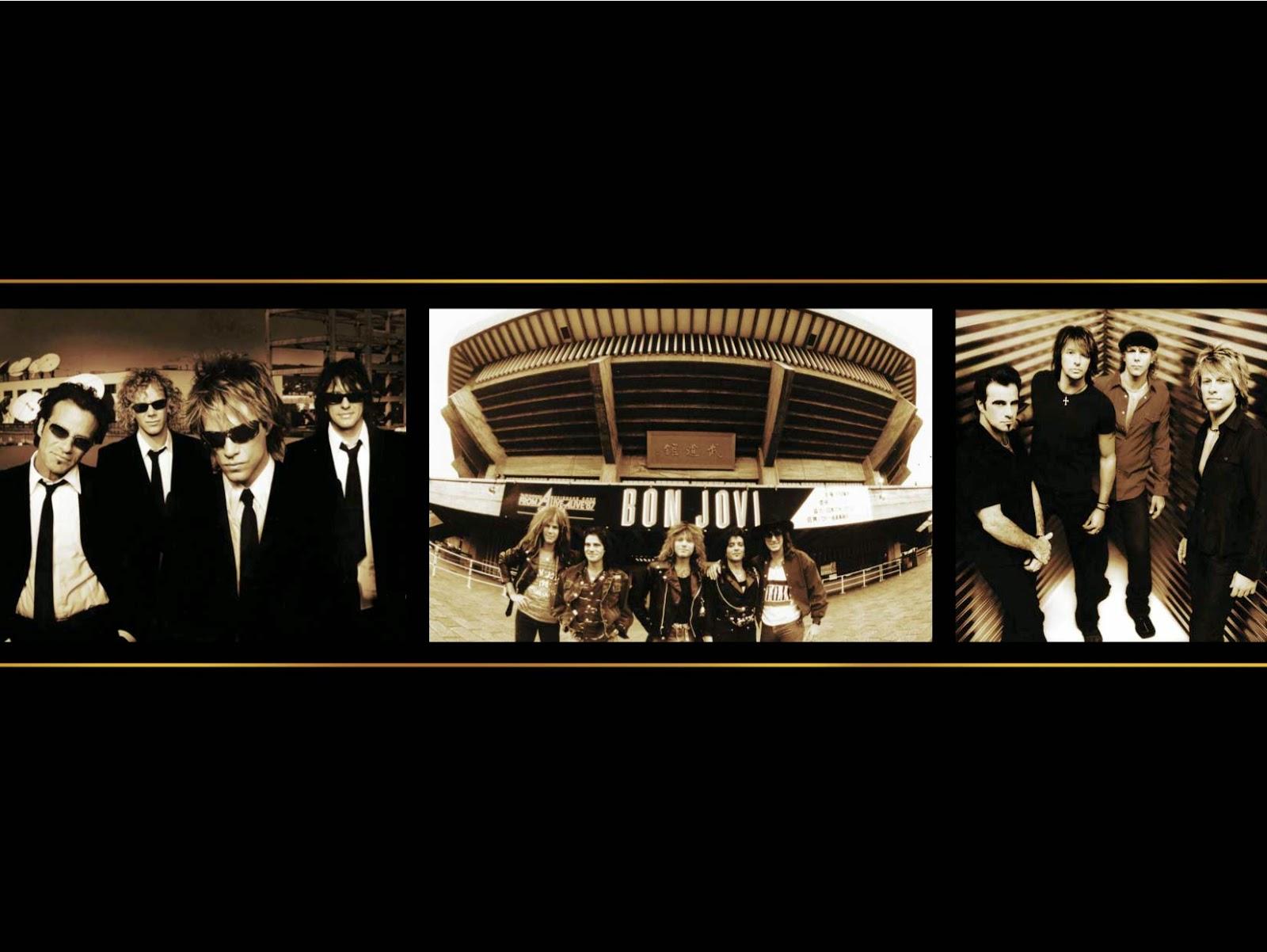 Bon Jovi Ultimate Collection: Encartes Pop: Encarte: Bon Jovi