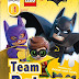 FIVE BRAND NEW BOOKS BASED ON THE LEGO BATMAN MOVIE