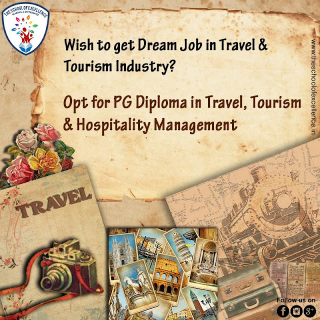 Post Graduate Diploma in Travel Tourism and Hospitality Management