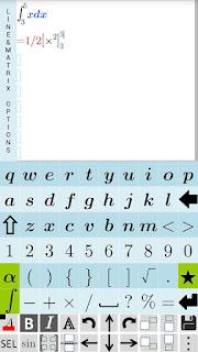 تحميل تطبيق Equation Editor لكتابة المعادلات الرياضية للاندرويد مجاناً