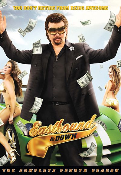 Eastbound and Down 2013: Season 4 - Full (8/8)