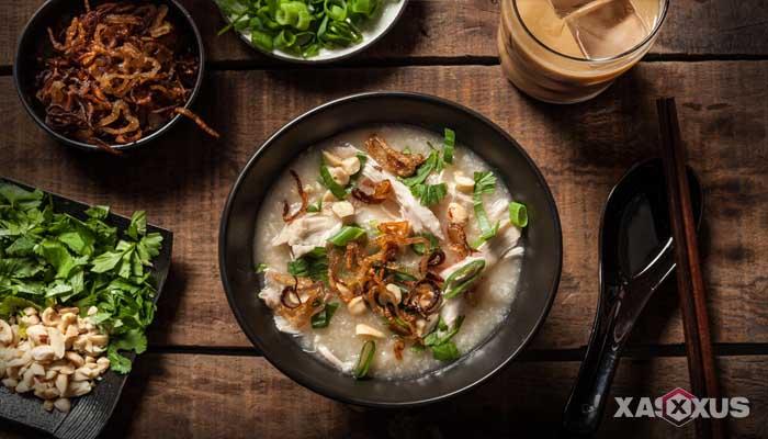 5 Resep Cara Membuat Bubur Ayam Sederhana, Mudah, dan Enak