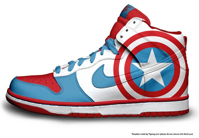 Custom Nike Shoes Mens