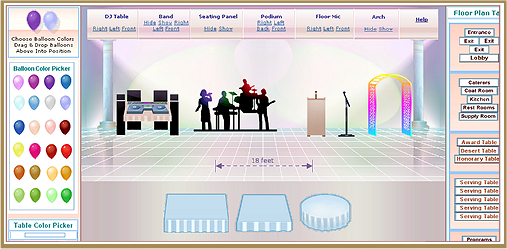 Event Floor Plan App: Family Reunion Planning Guides Apps And Books: Big Event