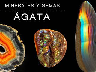 Agata - Propiedades y caracteristicas - foro de minerales