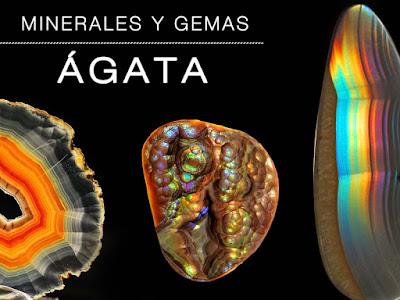 Minerales y gemas - Agata | foro de minerales