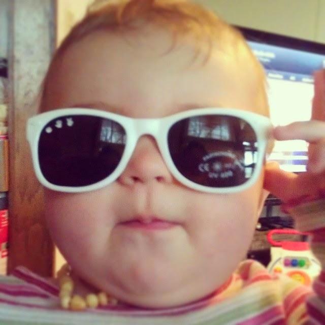 d2988eb5b7a4 New Age Mama  ro.sham.bo baby Sunglasses Review