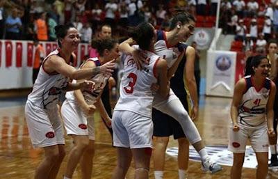 Gündoğdu Adana Basketbol - Fenerbahçe