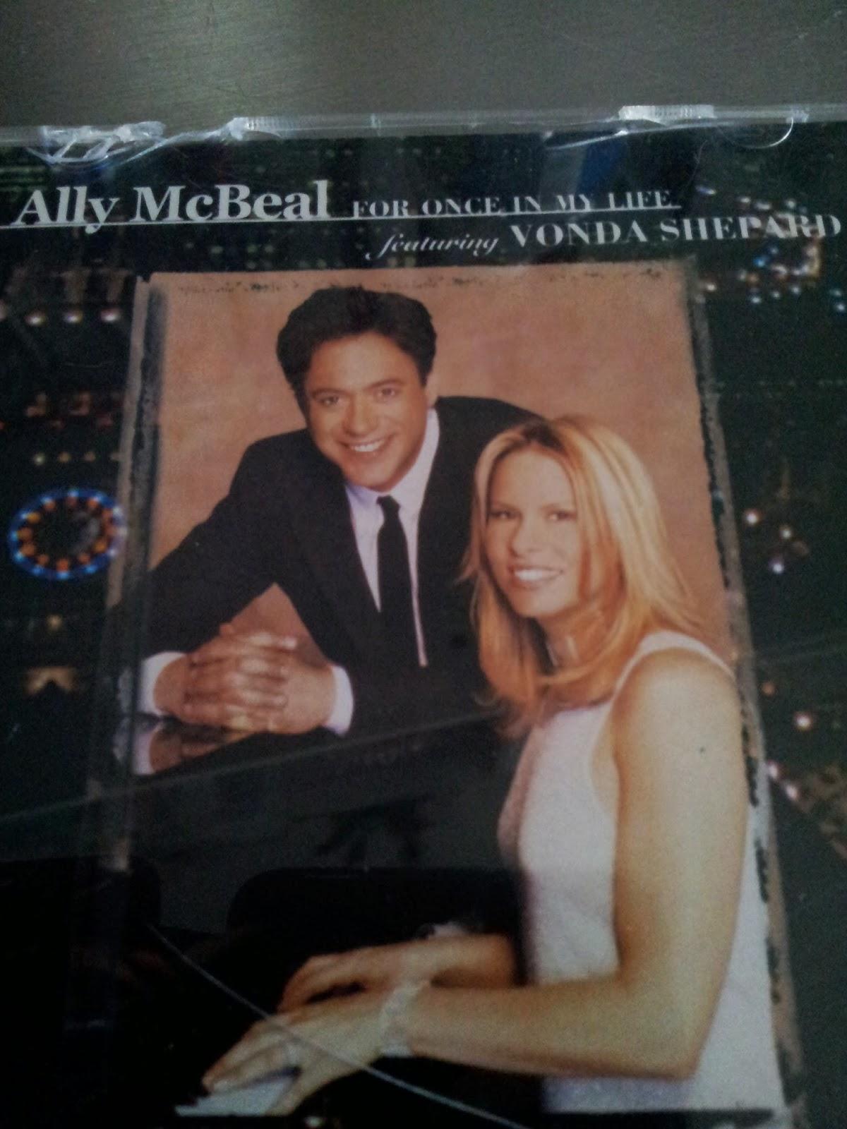 阿毛的生活日記本: Ally McBeal