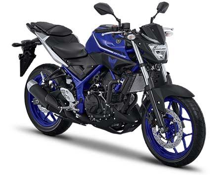Harga Yamaha MT-25 Terbaru