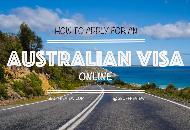 How to Apply for Australian Visa Online (and how I got approved in 1 day)