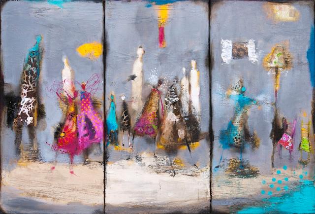 Inspiration Monday – Zaneta Gelevska – Artist