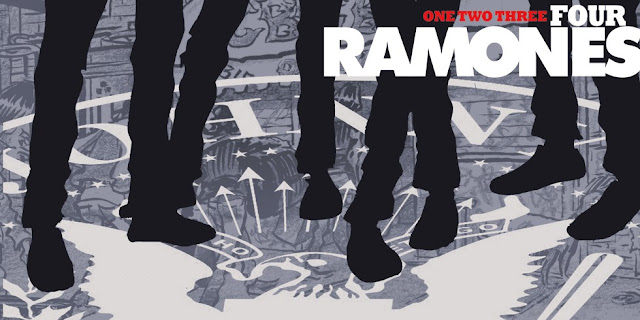 One two three four : Ramones