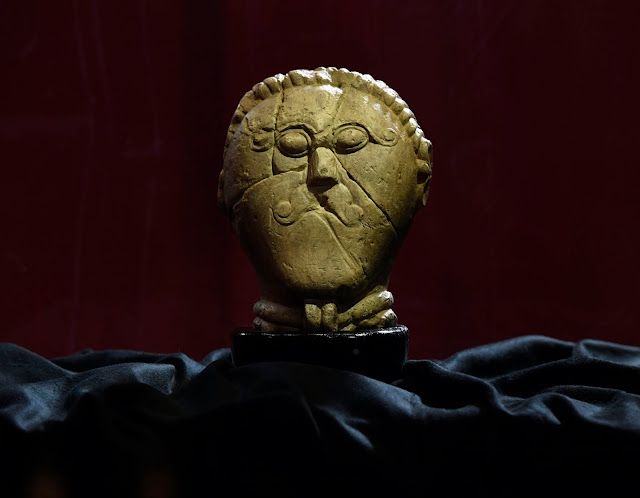 'The Celts' at Prague National Museum