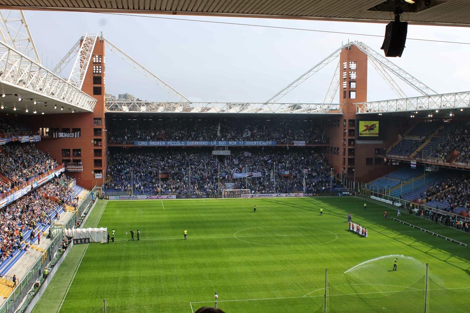 Sampdoria Genua Stadion