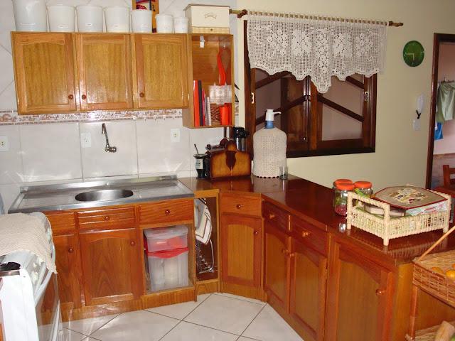 Minha cozinha no apê em Jaraguá do Sul/SC em 2010